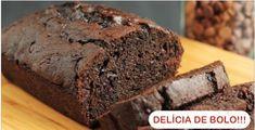 Este é disparado o melhor bolo saudável de chocolate - sem glúten e sem lactose! | Cura pela Natureza