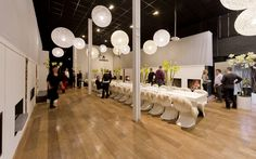 Onze fabrieksshowroom, in 2013 volledig vernieuwd met de laatste haarden en kachels. U bent van harte welkom! http://www.interfocos.com/nl/showroom