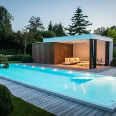 Terras met zwembad Hove (BE) Padoek Terrace with swimming pool Hove (BE) Padoek, Backyard Pool Designs, Swimming Pools Backyard, Swimming Pool Designs, Pergola Designs, Pool House Designs, Lap Pools, Indoor Pools, Pergola Garden, Pergola Swing