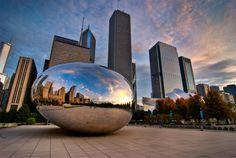Chicago-the bean