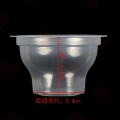 Name:disposable plastic cup Material:plastic The minimum order for this product is 1000 pieces. Accpet custom your design and size. LOGO can be customized