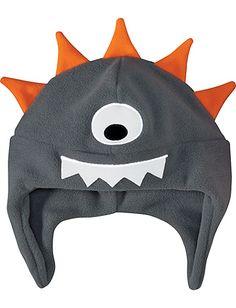 See Ya Fleece Hat from #HannaAndersson.  Xmas gift for all the nephews?