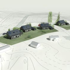 4+Passive+Houses+by+Anders+Holmberg