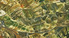 Vista aérea de Granada, na Espanha - NASA