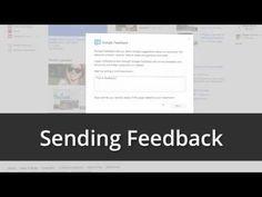 How to send feedback to the YouTube team > Wie man Rückkopplungen auf die YouTube-Team sendet