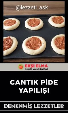 Cake Recipes, Snack Recipes, Snacks, Easy Chicken Tikka Masala, Turkish Recipes, Family Meals, Food Videos, Food And Drink, Yummy Food