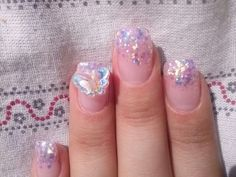 It's my nails :)