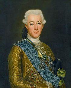 Alexander Roslin - Gustav III - Alexandre Roslin — Wikipédia