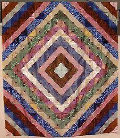 log cabin quilt patterns | log cabin quilt | Quilt patterns and ideas