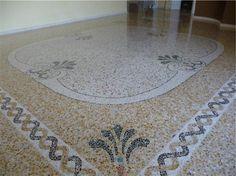 Fantastiche immagini su pavimento alla veneziana e alla