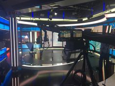 Al Arabiya news channel has launched a state-of-the-art studio equipped with the…