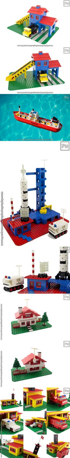 LEGO Vintage Sets