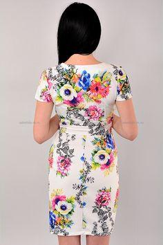 Платье Д0637 Размеры: 42-48 Цена: 560 руб.  http://odezhda-m.ru/products/plate-d0637  #одежда #женщинам #платья #одеждамаркет