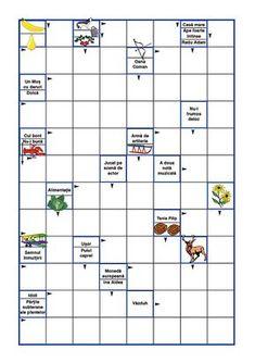 Classroom, Map, Activities, Drink, Food, Crossword, Gaming, Class Room, Beverage