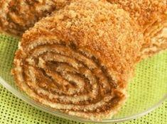 Báječný recept na ořechovou roládu s medem z hrnečku. Připravená je za 25 minut!