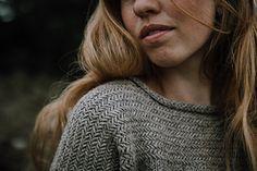 Ravelry: Bregne Sweater pattern by Fiber Tales