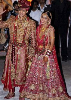 Vivek Oberoi Priyanka Alva The couple got married in royal style last year at the lavish Alva farmhouse. A glittering reception was held at the ITC Grand Maratha where many Bollywooders flocked. Overall, it was a great event for people to see.