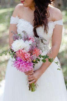 Wedding Bouquet | TAMMY + YOSUKE