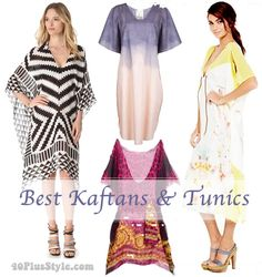 6813f40db79d0 How to coverup on the beach? Here are some of the best tunics and kaftan