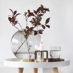inspiration zone Nordic Design, Rustic Design, Rustic Decor, Vase Fillers, Table Flowers, Cosy Decor, Interior Decorating, Interior Design, Chinese Interior