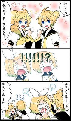 Rin and Len, Rinto and Lenka