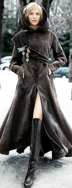 (..if it's cold out .. I might have tights on under the boots though )