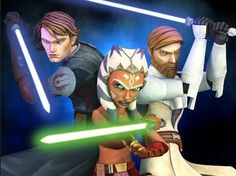 'Star Wars: Clone Wars' Ends Run on Cartoon Network Star Wars Baby, Star Wars Rebels, Star Wars Clone Wars, Kit Fisto, Saga, Childhood Movies, Mara Jade, Star Wars Images, Ahsoka Tano