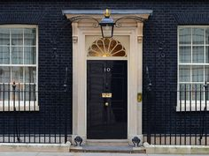 The British prime minister, however, lives in 10 Downing Street in London. Current PM Theresa May lives there with her husband, Philip.