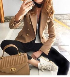 perfect work outfit idea
