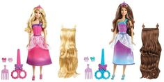 Mattel Barbie Endless Hair Kingdom Longest Locks Doll. Barbie Dolls. I'm an affiliate marketer. When you click on a link or buy from the retailer, I earn a commission.