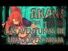 AKANE THE KUNOICHI PC GAMEPLAY ESPAÑOL   LAS AVENTURAS DE UNA JOVEN NINJA