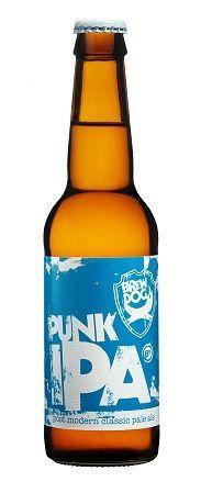 SCOTLAND - BrewDog Punk IPA
