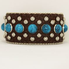 Western Bracelet - $14. Also available with pink stones!