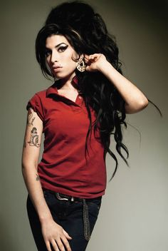"Amy Winehouse. ""There's no point in saying anything but the truth."" Amy Winehouse"