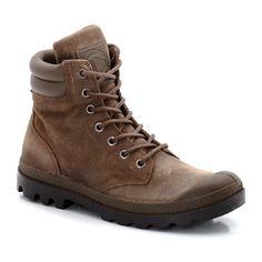 Palladium Womens Classic Suede Boots