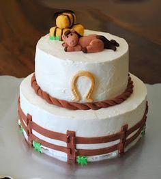 inspiration for Gram's birthday cake