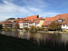 David lived in Bamberg with his mom before moving to Mannheim for college. Beautiful city old Medieval city!
