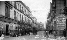 1908 - Calle Uruguay con Isabel La Catolica,