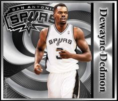 NBA Player Edit - Dewayne Dedmon