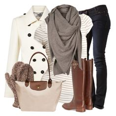 Season-Proof Your Outfits with These Winter to Spring Transition Outfits – Fashion Style Magazine - Page 8 Look Fashion, Fashion Outfits, Womens Fashion, Fashion Trends, Fall Fashion, Fashion Ideas, Fall Winter Outfits, Autumn Winter Fashion, Dress Winter