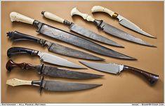 Knifemaker Hill Pierce (retired) Photos SharpByCoop • Gallery of Handmade Knives - Page 15
