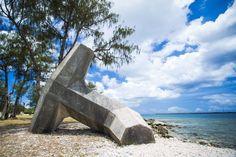Gab gab beach Guam.