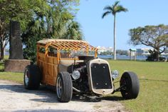 Custom Woody Hot Rod for sale: photos, technical specifications, description