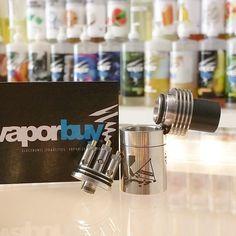 Bermuda RDA in stock at VaporBuy JellyFish #ecig #vape #vaping #vaporizer #vaporbuy #vapor #vapedaily #vapecommunity #vapefam #vapeporn #vaporworld #vapeworld #vapestagram #instavape #eliquid #ejuice #vapelounge #vapelove #eastcoastvapers #vapelife #vaporlife #quitsmoking #vapemiami #vapeluxury #vapemiami #rkoi #amex #handcheck #rda #Padgram