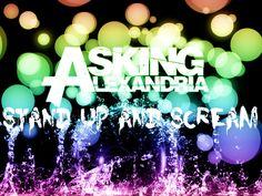 cool asking alexandria wallpaper