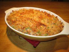 Tuna Casserole Recipe | Creamy Tuna Noodle Casserole