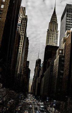 Cityscape - New York