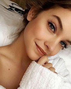 Barbara amazing eyes!