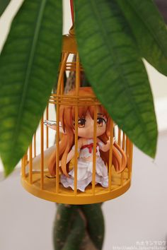 Nendoroid Asuna Titania preview! I think the options are a bit too less comparing to other nendoroids..  #SAO #anime #nendoroid