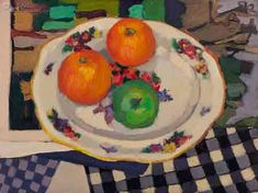 Kees Bol, Colourful fruit still life, 1982 Colorful Fruit, Dutch Artists, Still Life, Art Boards, My Arts, Painting, Expressionism, Museums, Art